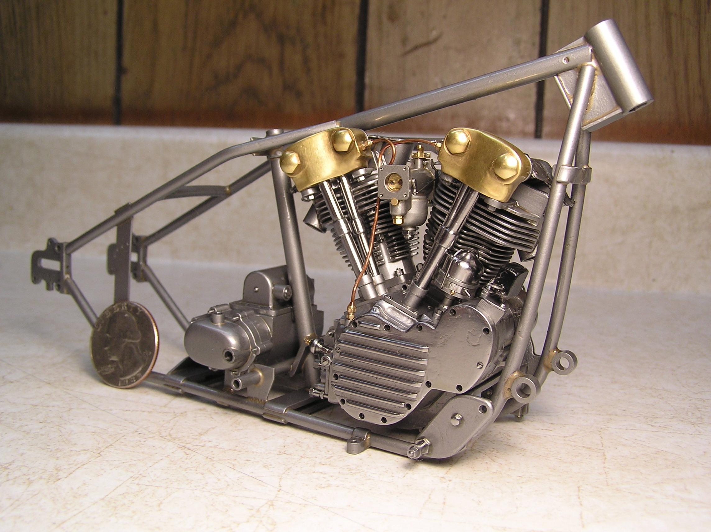 Harley Motorcycle Model