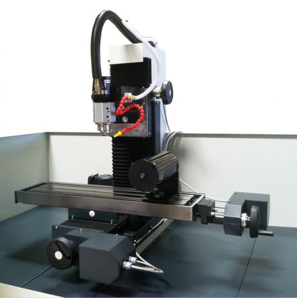 WABECO V8-TC8 Benchtop CNC Mill 2,000-60,000 RPM