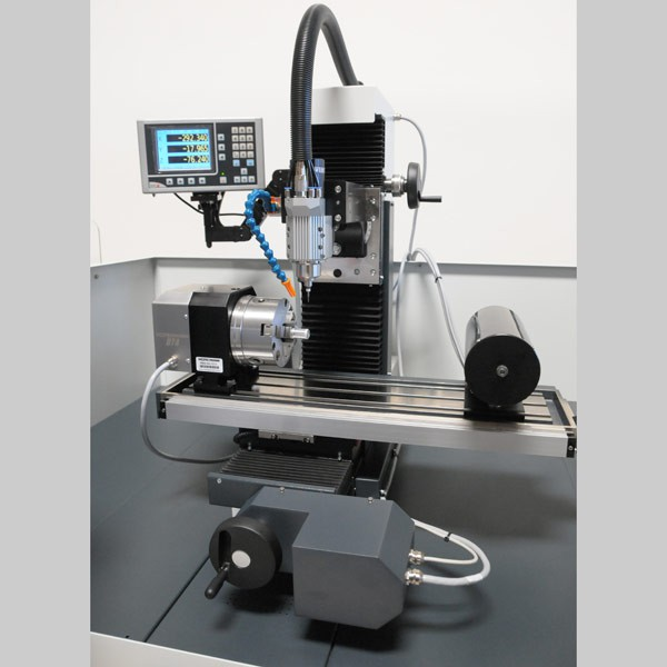 V8 Tc8 Benchtop Cnc Mill