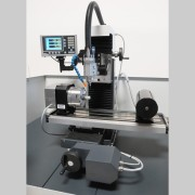 MDA Precision V8 with TC8 and RT4 4th Axis In Enclosure