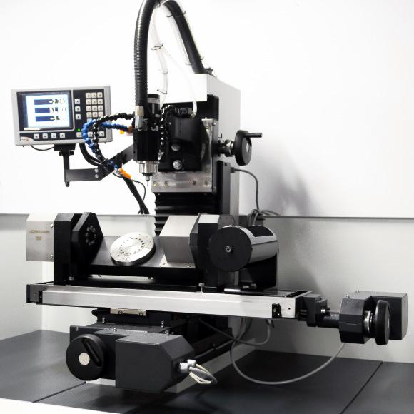 MDA Precision TN5-V8-TC8 with Optional Fagor 3-axis DRO