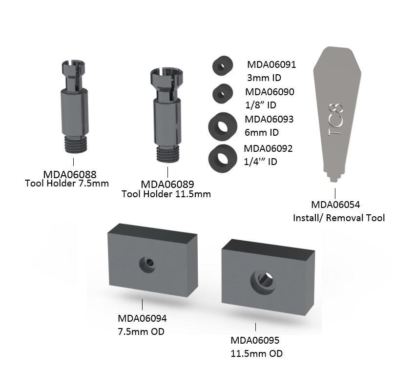 TC8 Accessory Kit