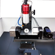 MDA Precision V6 5-Axis CNC MILL with High Speed Spindle Closeup